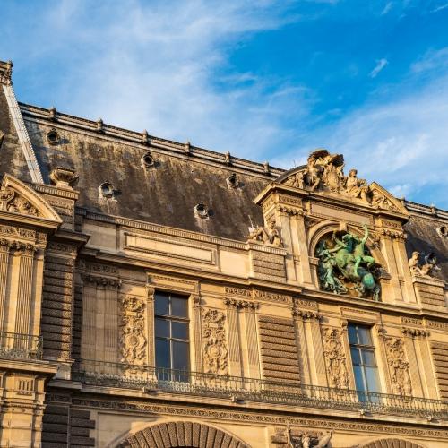 Красотата на Париж няма как да остане незабелязана.
