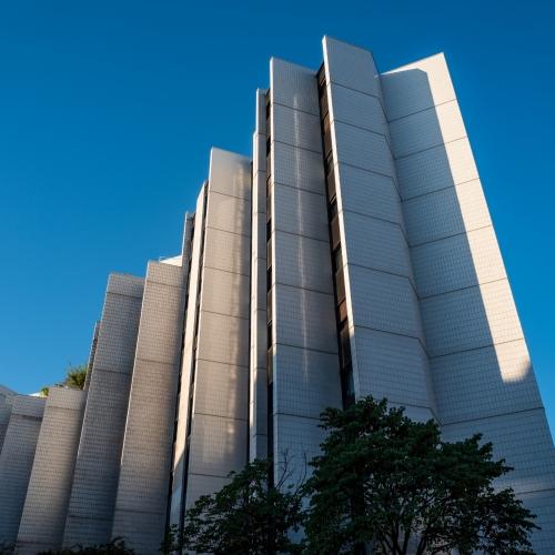 Конгресният център за събранието в Париж.