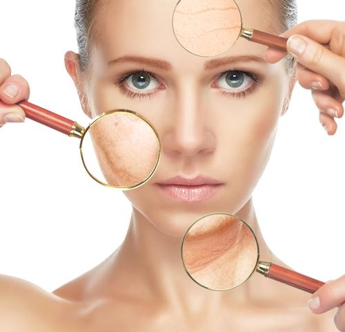 Стареенето на кожата е патологичен процес, който може да се влияе с добра превенция и профилактика.