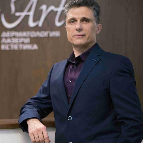Д-р Евгени Христозов, дерматолог