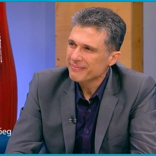 Д-р Христозов имаше емоционално гостуване пред bTV